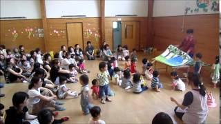 2014/6/4・5 子育て支援事業『パンダちゃん広場Vol 2』