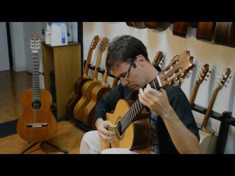 Хулио Сальвадор Сагрегас - Op.7-Barcarola-Capricho
