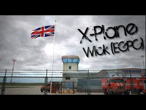 X-Plane The Latest Development 3 (EGPC)