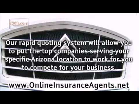 Low Cost Auto Insurance Quotes Arizona-Top Coverage Low Prices