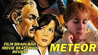 Bad Movie Beatdown: Meteor (1979) (REVIEW)