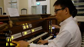 Jupiter: The Bringer of Jollity—Organ Demo at the Cathedral of the Good Shephard, Singapore