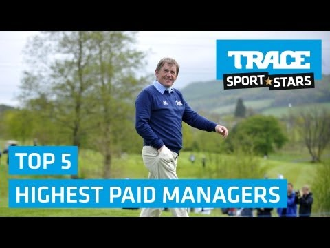 Top 5 Highest Paid Football Managers