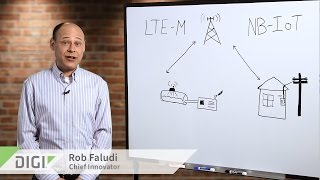 LTE-M vs. NB-IoT: Determine the Differences Between Low Bandwidth Protocols