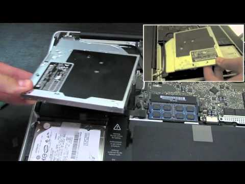 How To Replace The Optical Drive In A MacBook Pro