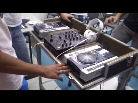 Curso DJ Gratuito - 3º Aula (Disparos) Free DJ Course - 3rd Class (Shots)