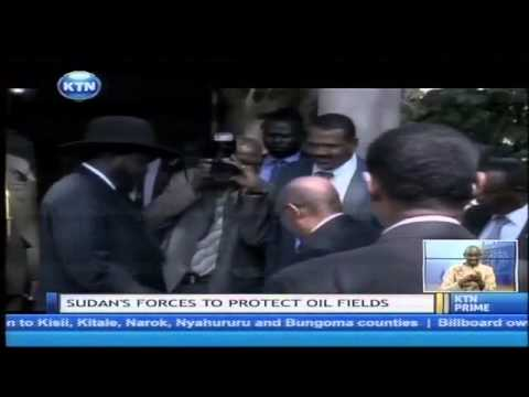 Enemies meet face-to-face in South Sudan peace talks