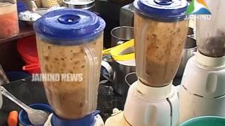 Fresh juice market flourish as Climate turns hot @ Trivandrum, 05.03.2014, Jaihind TV