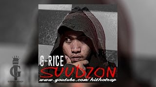 G-RICE - Suudzon [Official Audio]