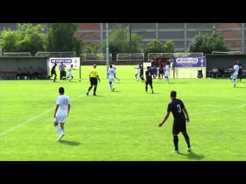 F.C. Internazionale Milano - Olympique Marseille, Group D, All Stars Cup 2014