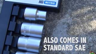 Harbor Freight Bolt Extractor Test