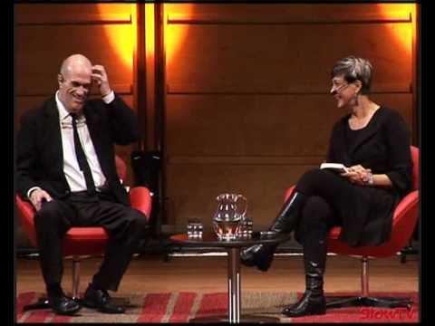 Colm Toibin in conversation. At Sydney Writers' Festival 2010
