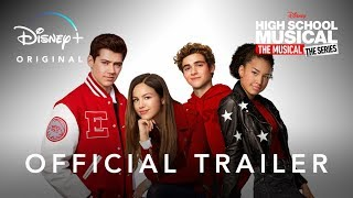 High School Musical: The Musical: The Series | Official Trailer | Disney+ | Streaming November 12