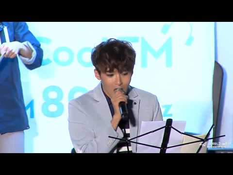 130508 Sukira Open Concert - Ryeowook   Live