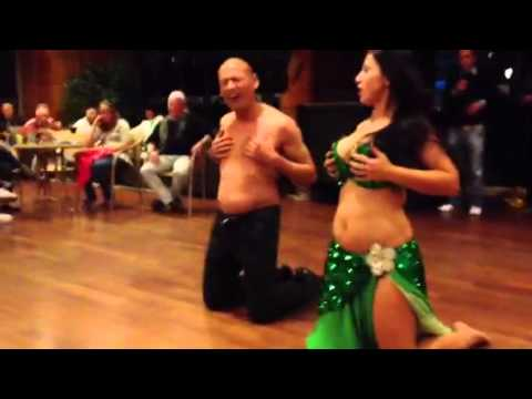 Most Famous Sexy Belly Dance Ever By Neke!!! video