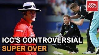 Uproar Against ICC's Super Over Rule; Umpire Simon Taufel Cites Error In Judgement