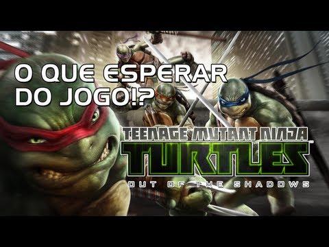 O que esperar de Teenage Mutant Ninja Turtles: Out of the Shadows!?