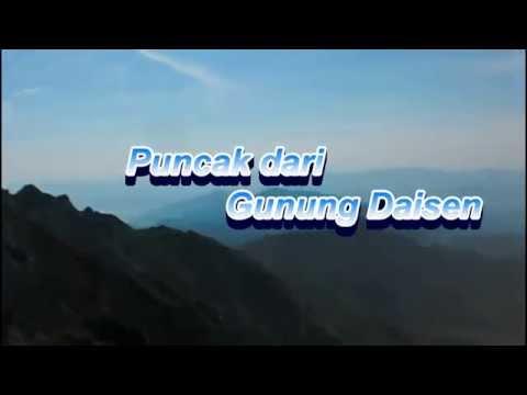 Download Lagu Japan Trip: Gunung Daisen Dengan Setiap Sudut Pandang yang Berbeda!, Prefektur Tottori, Jepang MP3 Free