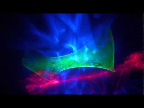 DJ RuDe Demos the ADJ Amospheric & Fusion FX Bar 5!.mpg