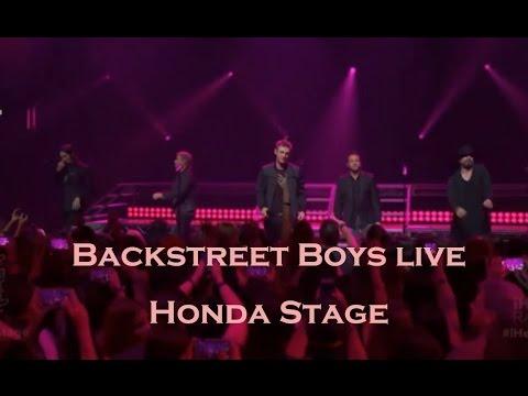Backstreet Boys - Honda Stage Live At - HeartRadio Concert 2016