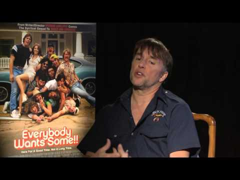 Everybody Wants Some: Director Richard Linklater Official Movie Interview