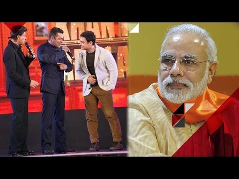 Narendra Modi to get Salman Khan, Shahrukh Khan and Aamir Khan together | Bollywood News |#TMT