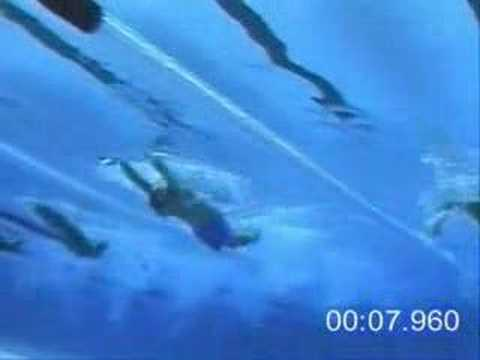 Michael Phelps Underwater Fly Phelps Fly Underwater