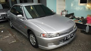 In Depth Tour Mitsubishi Lancer CK M/T (1998) - Indonesia