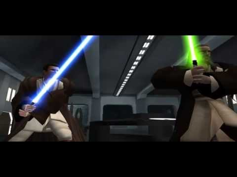 DxWiggins: Jedi Knight: Movie Duels 2 Mod: Part 1 Short Negotiations
