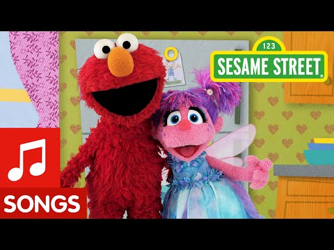 Sesame Street: Elmo And Abby's Valentine's Day Song video