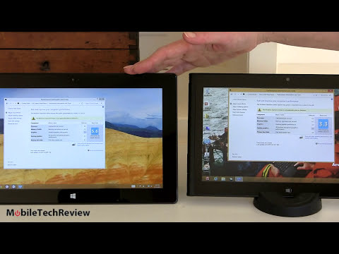 Microsoft Surface Pro vs Lenovo ThinkPad Tablet 2 Comparison Smackdown