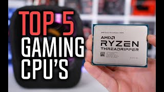 Best CPUs For Gaming in 2018 - Which Is The Best Gaming CPU? | 10BestOnes