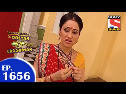 Taarak Mehta Ka Ooltah Chashmah - तारक मेहता - Episode 1656 - 22nd April 2015 video