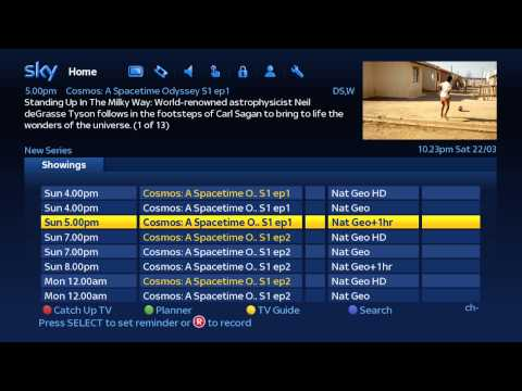 New Sky Guide  Epg  2014