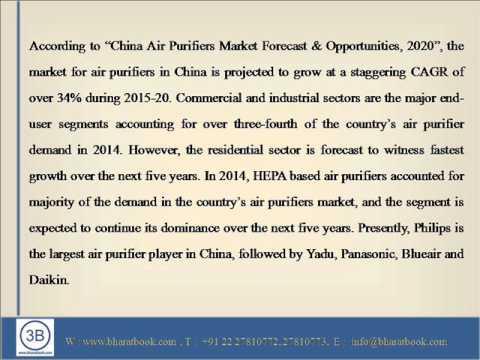 Air Purifier China Market China Air Purifiers Market