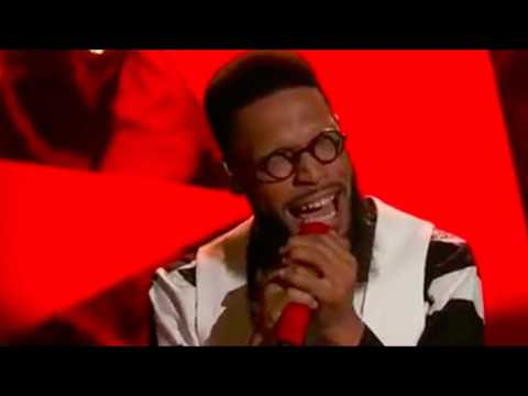 T Soul sings 'At This Moment' on The Voice 2017 Top 10