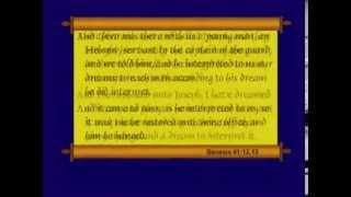 Chuck Missler -Genesis Session 22 Ch 40 45 Joseph In Egypt1