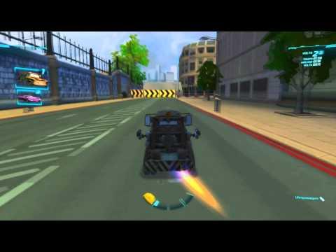Cars 2 - Totalmente em Portugues BR [HD]