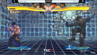 SFxT Kevin Jeon vs PxG Ice - Socal Regionals 2014 Day 2