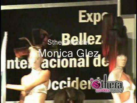 Las Sthera Models Mexicanas en Fashion Show Patrice Coifure en Expo EBIO 2008 Gdl