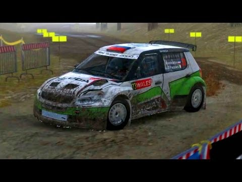 WRC 4: FIA World Rally Championship - Gameplay PS3 HD 720P - Part 1