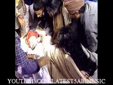 Surjit Bindrakhia's Funeral Rip video