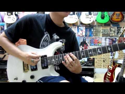 แบบฝึกการเล่น Rhythm Guitar แนว Metal