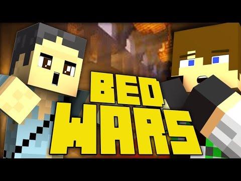 BEDWARS CON SURRY E ST3PNY - Minecraft