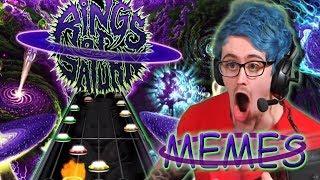 IT ACTUALLY SOUNDS GOOD! song/meme mashup!