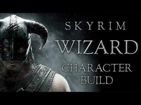 Wizard : Skyrim Character Build & Class Setup