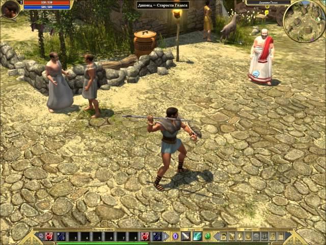 sddefault Titan Quest. Gold Edition / Titan Quest. Золотая коллекция (RUS/RePack)
