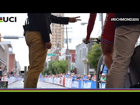 Elite Women's individual Time Trial Highlights | 2015 Road World Championships – Richmond, USA