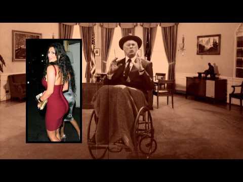 FDR AMERICAN BADASS! movie promo #5 KIM KARDASHIAN