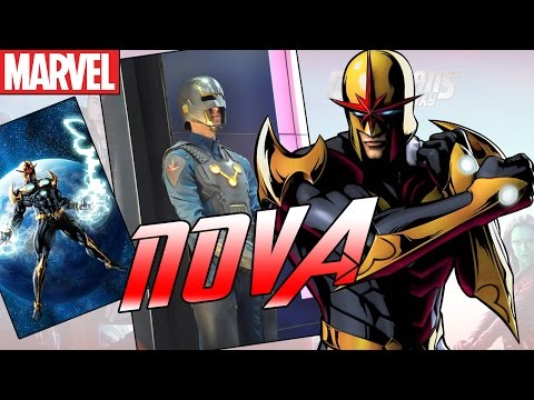 Nova & Nova Force Marvel Cinematic Universe Theory
